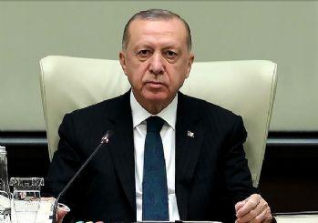 Erdoğan: Sınırlarda ördüğümüz duvarlarla giriş-çıkışları engelleyeceğiz