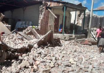 Haiti'de 7.2 büyüklüğünde deprem: 304 kişi hayatını kaybetti