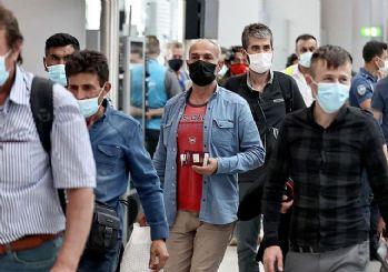 Kabil'deki Türkler THY uçağıyla tahliye edildi