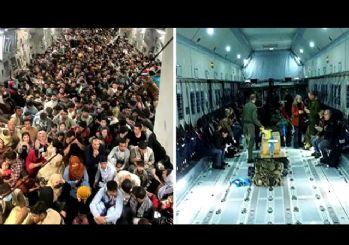 Almanya'dan skandal tahliye: Dev kargo uçağı Kabil'den sadece 7 kişiyle havalandı