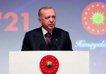 Erdoğan: Eğer barış istiyorsan daima savaşa hazır olmalısın