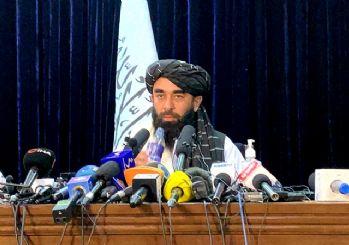 Taliban'dan ilk basın toplantısı: Başka milletten kimseye zarar verilmeyecek