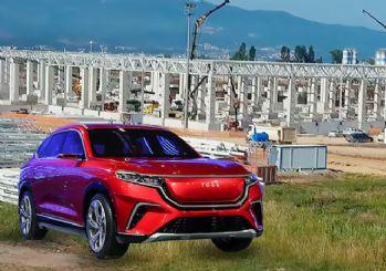 Yerli Otomobil fabrikası hızla yükseliyor