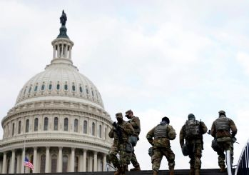 ABD'de bomba yüklü araç ihbarı: Kongre Binası boşaltıldı