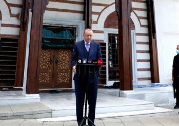 Erdoğan, Türkiye'deki Afganistanlı göçmen sayısını açıkladı