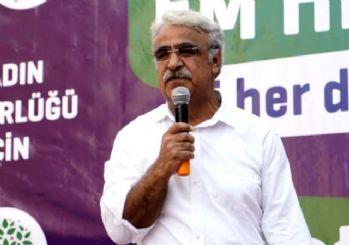 HDP'li Mithat Sancar'dan skandal sözler: Teröristbaşı Öcalan'a özgürlük istedi