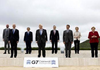 G7'den Afganistan açıklaması: Taliban'ı tanımıyoruz!