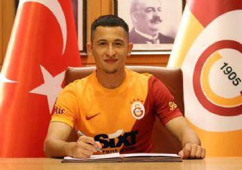 Morutan resmen Galatasaray'da