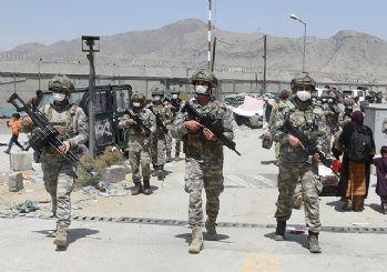 Afganistan'da görev yapan Türk askerleri geri dönüyor
