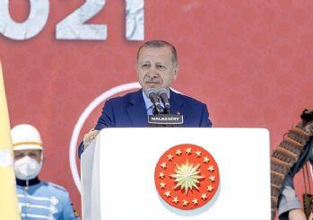 Erdoğan: Türkiye yeni bir şahlanış içinde