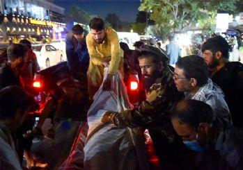Kabil'de ölü sayısı artıyor: 13'ü ABD askeri 90 ölü