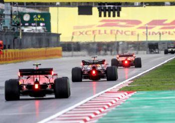 Formula 1 Türkiye bir hafta ertelendi