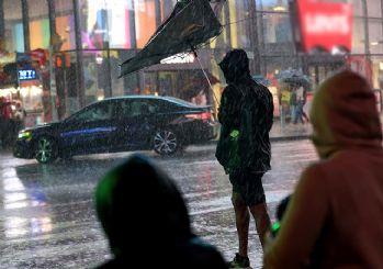 Ida Kasırgası New York'u vurdu! Acil durum ilan edildi
