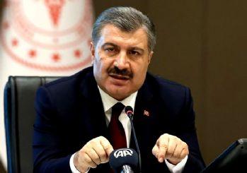 Sağlık Bakanı Koca: Aktif vakaların yüzde 81'i tam aşılı olmayan kişilerdir