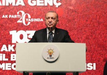 Erdoğan: Dünya harp tarihini yeniden yazıyoruz