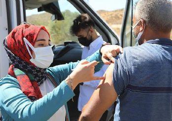 Türkiye'de corona virüsten son 24 saatte 214 can kaybı, 23 bin 562 yeni vaka 10 Eylül 2021