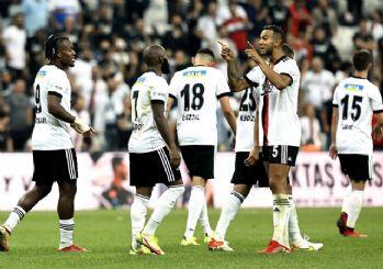 Beşiktaş yeni transferleri ile güldü: 3-0