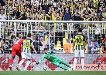 Fenerbahçe'ye Sivas çelmesi! 1-1