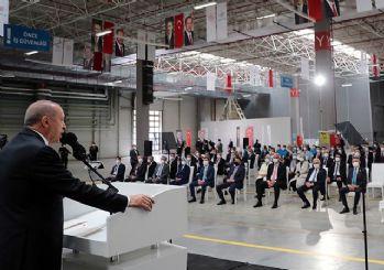 Erdoğan: Türkiye'yi yatırımcılar için cazip bir ülke haline getirdik