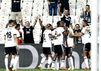 Beşiktaş-Dortmund maçının ilk 11'leri belli oldu