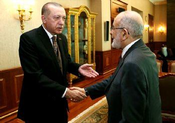 Karamollaoğlu: AK Parti ile ittifak yapabilirim