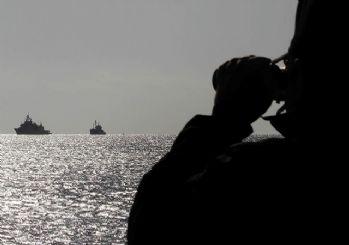 Yunan provokasyonuna engel: Girersen müdahale edilecek