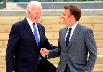 Fransa-ABD gerilimi: Büyükelçi ABD'ye geri dönüyor