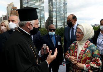 Yunanistan ve Rum kesimi Türkevi açılışına katılan başpiskoposu hedefe koydu