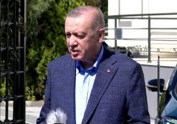 Erdoğan'dan ABD'ye tepki: Bu konumda olmamalıydık