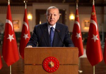 Erdoğan'dan BM'ye 'yenilenebilir enerji' mesajı