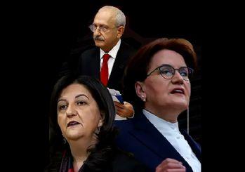HDP ittifak kararını açıkladı! Deklarasyon yayınladılar