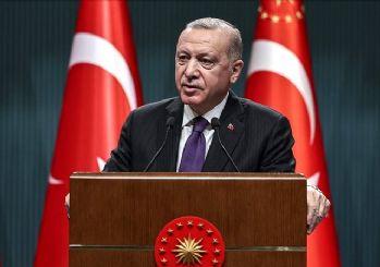 Erdoğan Yargı Reformu Paketi'ni açıkladı