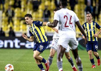 Fenerbahçe Kadıköy'de kayıp! 3-0