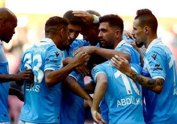 Bakasetas attı Trabzonspor kazandı! 2-1