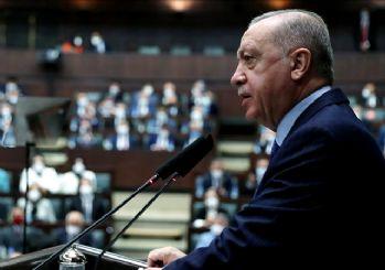 Erdoğan'dan Akşener'e yanıt: Bu hanımefendi hayali bir makama talip olmuş