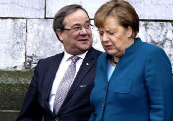 Merkel'in veliahtı Armin Laschet istifa etti