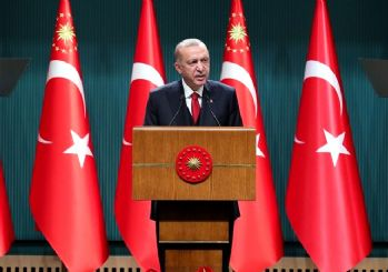Erdoğan: Suriye'de gereken adımları atacağız