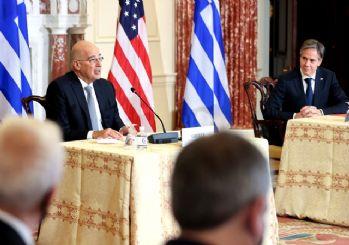 Yunanistan'dan ABD anlaşması sonrası küstah tehdit