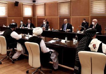 Taliban heyeti ile ne konuşuldu? Dışişleri Bakanı Çavuşoğlu açıkladı