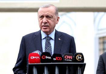 Erdoğan'dan Suriye açıklaması: Mücadele farklı sürecek