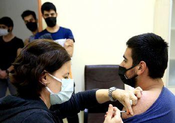 Türkiye'de corona virüsten son 24 saatte 181 can kaybı, 30 bin 694 yeni vaka 15 Ekim 2021