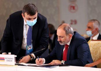 Paşinyan imzaladı! Türkiye-Nahçivan-Azerbaycan (Zengezur) koridoru açılıyor