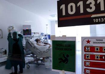 Türkiye'de corona virüsten son 24 saatte 212 can kaybı, 28 bin 537 yeni vaka 16 Ekim 2021