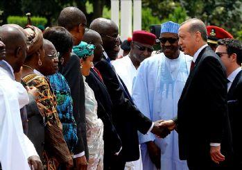 Erdoğan'ın Afrika turu başlıyor