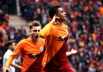 Galatasaray tek golle kazandı!