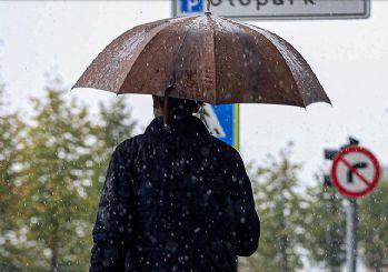 Meteoroloji 47 il için sağanak yağış uyarısında bulundu