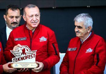 Erdoğan'dan Özdemir Bayraktar için taziye mesajı: Hizmetleri asla unutulmayacak