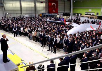 Cumhurbaşkanı Erdoğan BAYKAR'a taziye ziyareti
