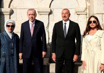 Erdoğan Azerbaycan'a gidiyor