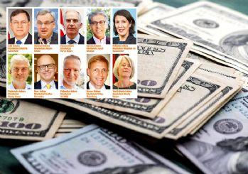 Büyükelçiler geri adım attı: Dolar düşüşe geçti